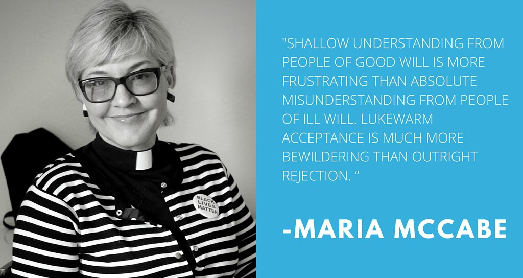 Maria McCabe Faith Reflection