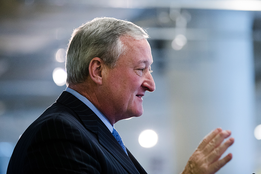Kenney Wants $15 Minimum Wage for City Employees, Contractors