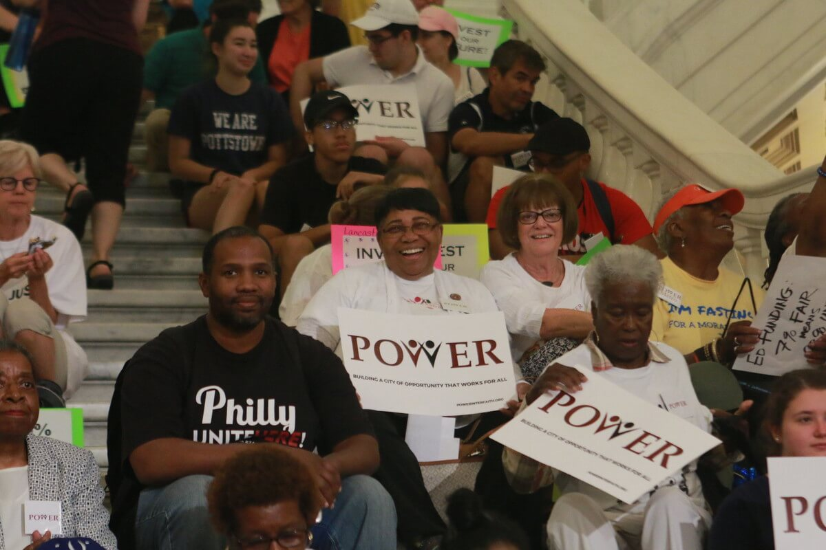 Metro Week of Action Day 2: Calls for Education Justice