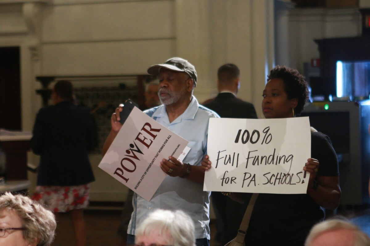 Philadelphia City Council Passes Resolution In Support Of Fair Funding Resolution With Power Interfaith